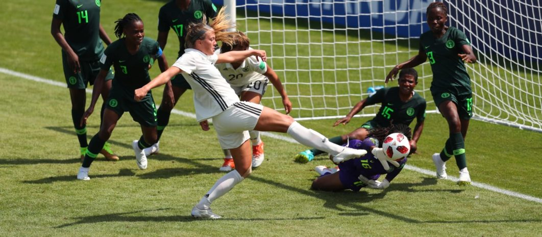 Falconets are good enough to qualify – Godwin Izilien
