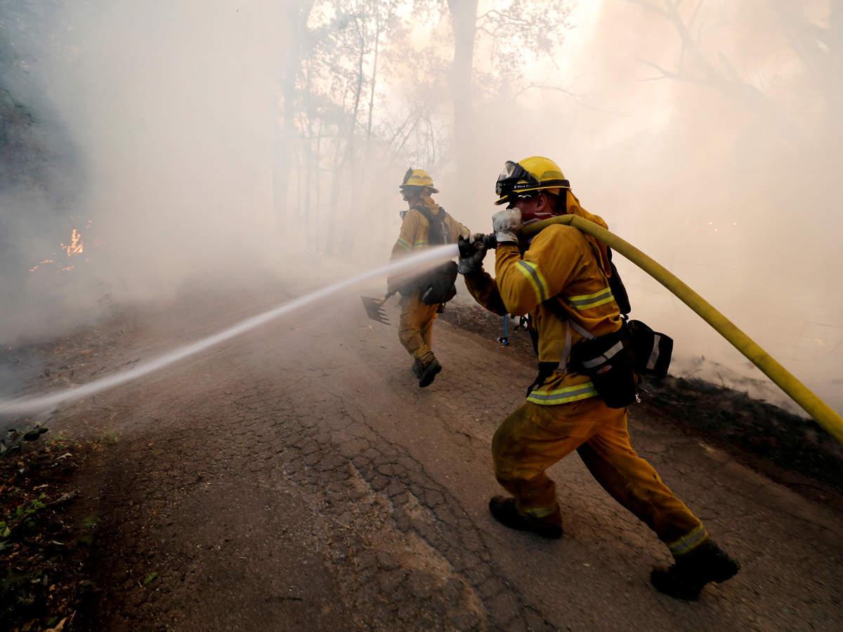 Wildfires: Australia, New Zealand firefighters join battle