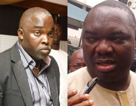 Giwa's lawyer tackles Keyamo over Pinnick led NNF board