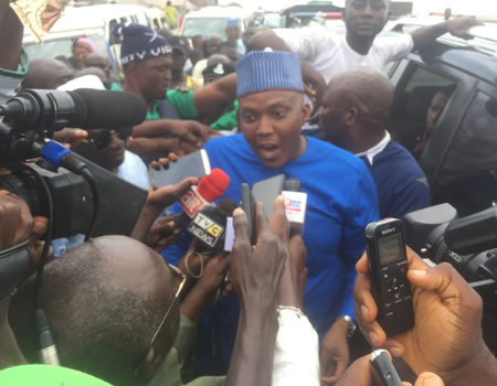 Kwara governorship aspirant calls on NASS to reconvene