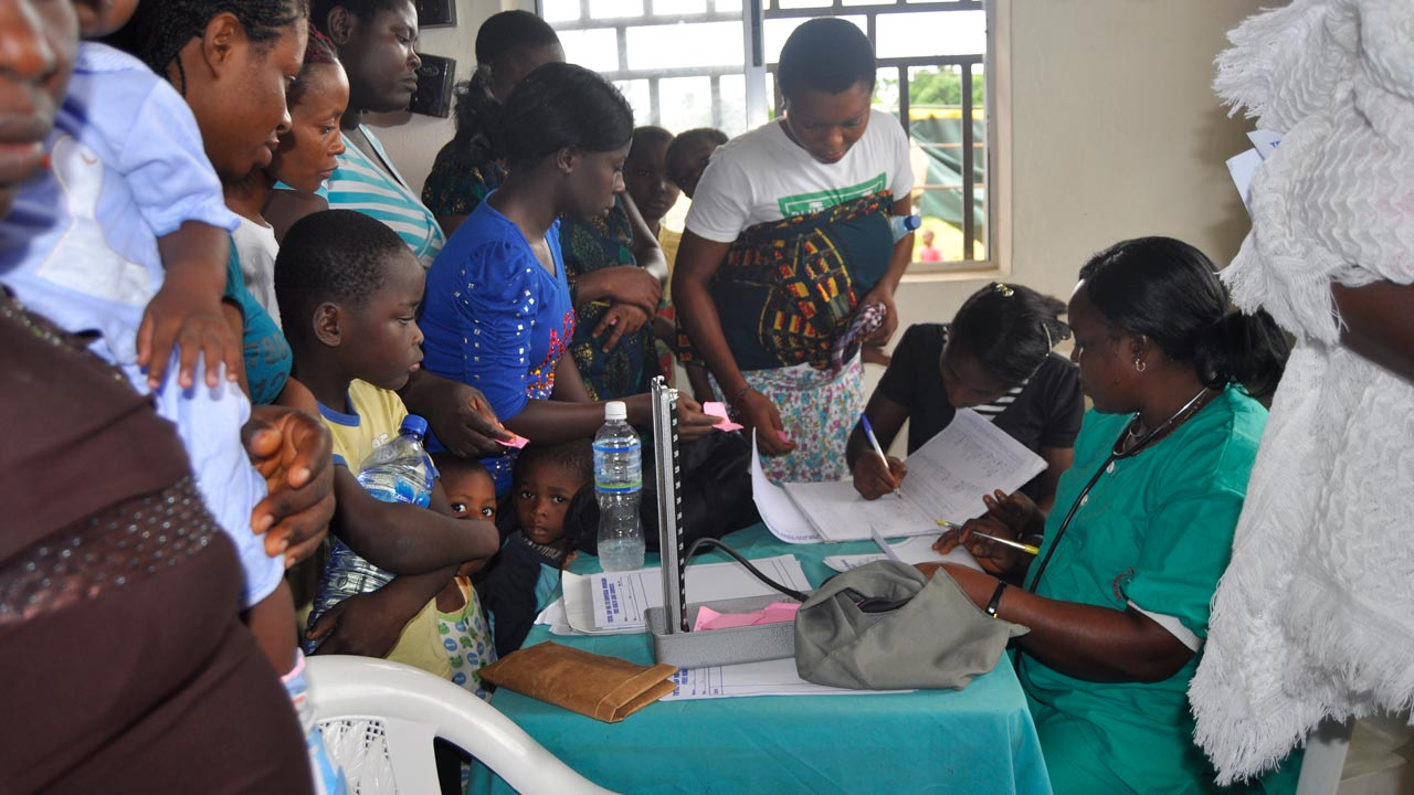 Experts call for increase in budgetary allocation for health