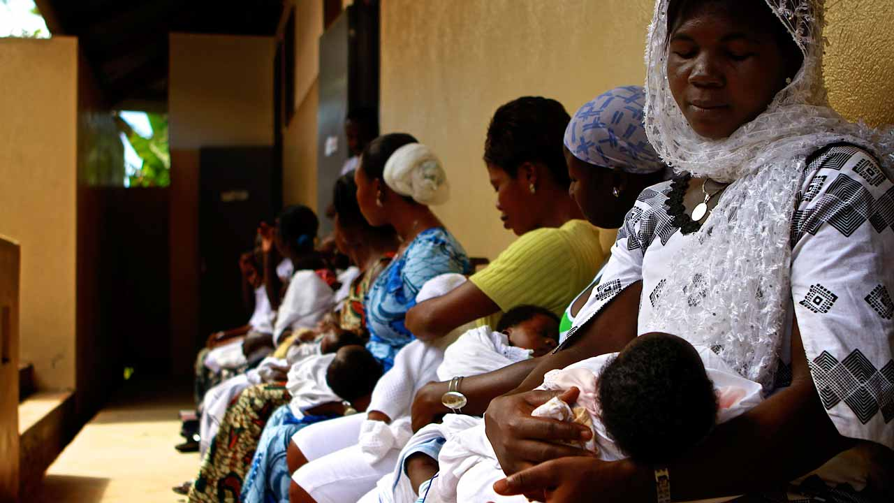 Bayelsa earmarks N1.2b to tackle infant, maternal mortality