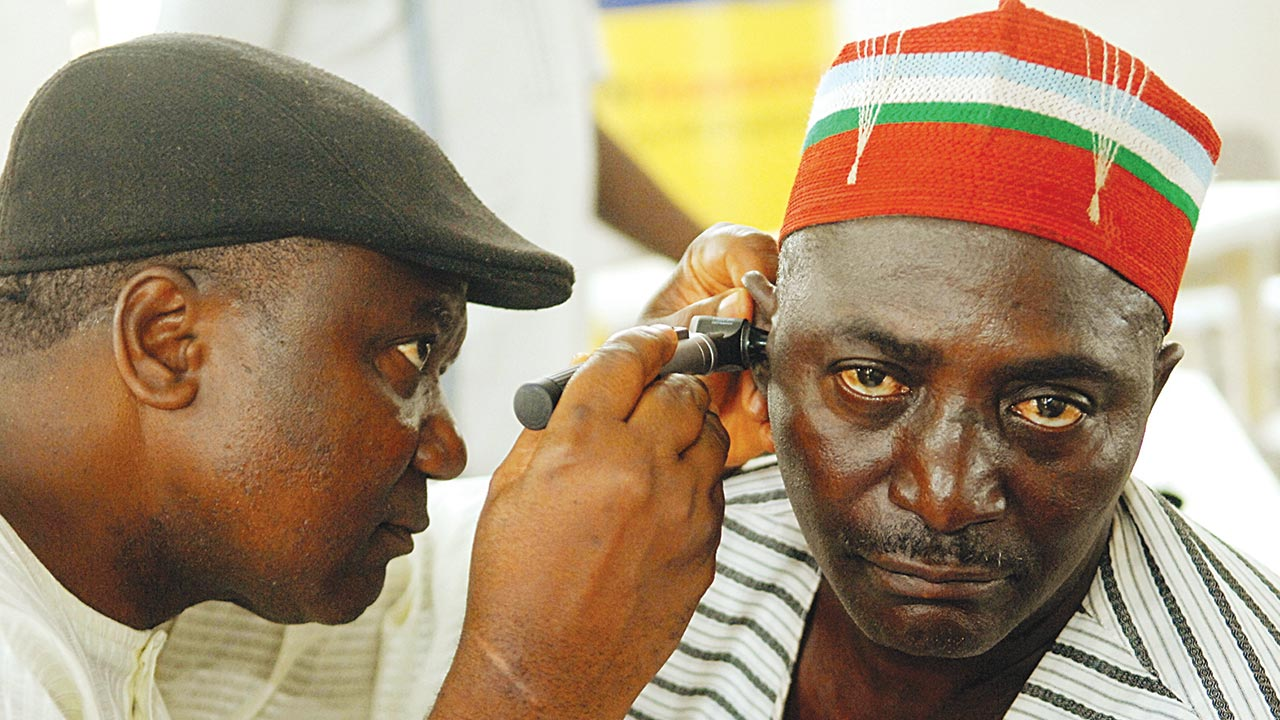 Experts offer corrective services on hearing loss in Katsina