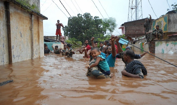 Rescue efforts continue as death toll in India's flood rises