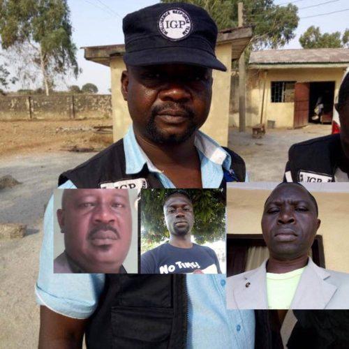 Kaduna police kill 2 suspected killers of IGP Team