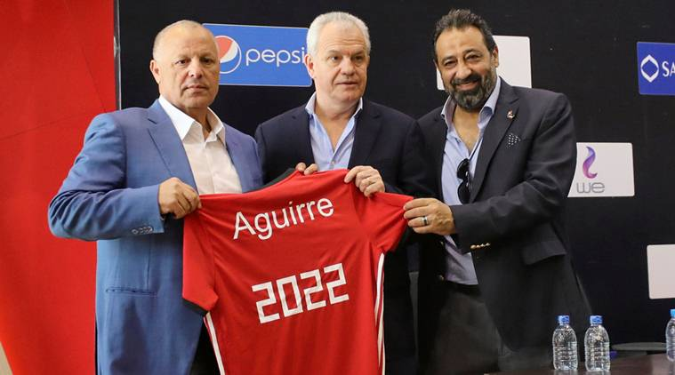Egypt names Javier Aguirre as national Coach