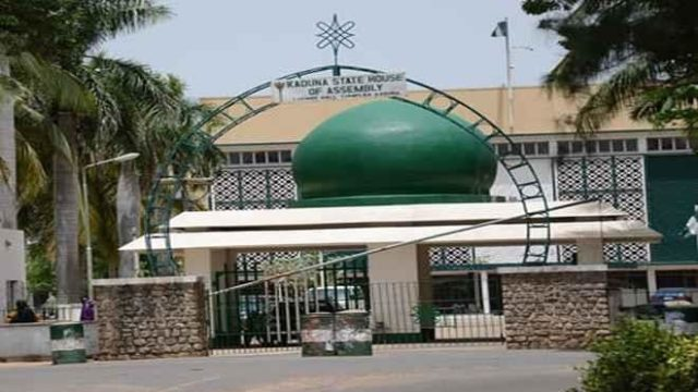 Kaduna Assembly elects new deputy Speaker, declares defectors' seat vacant