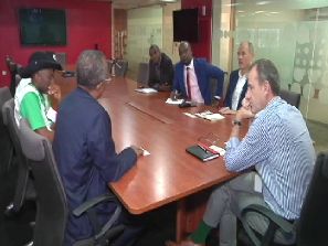 LCCI board meets TVC Management ahead of Lagos Int'l trade fair