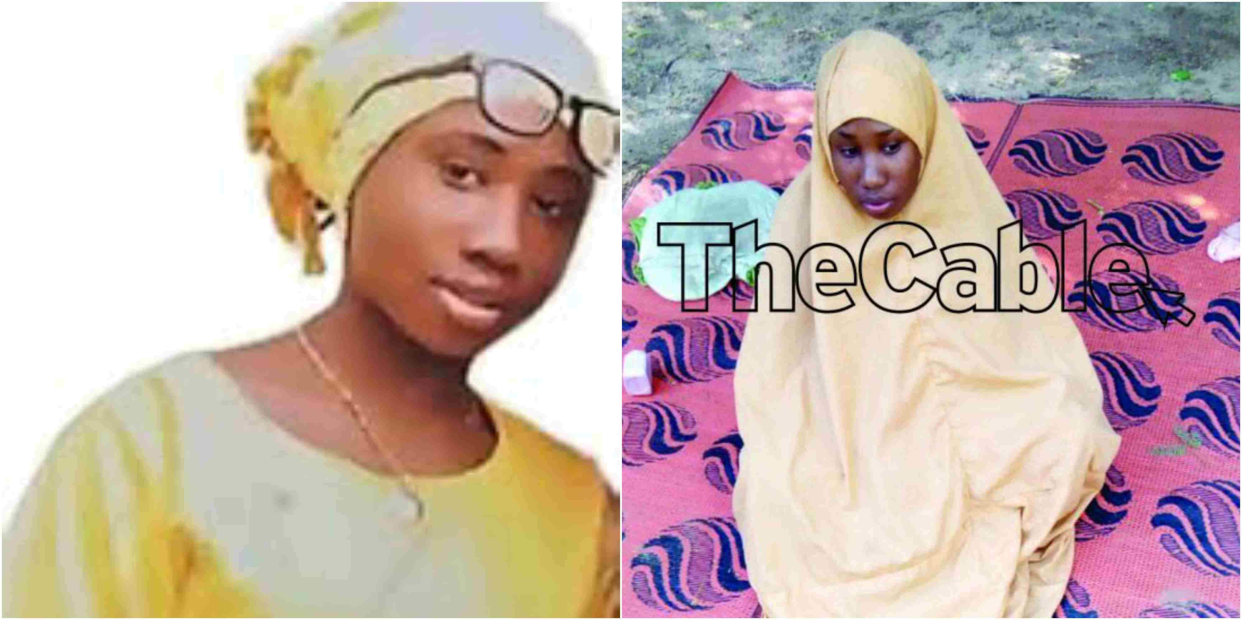 Leah Sharibu speaks from captivity, begs Buhari to secure her release