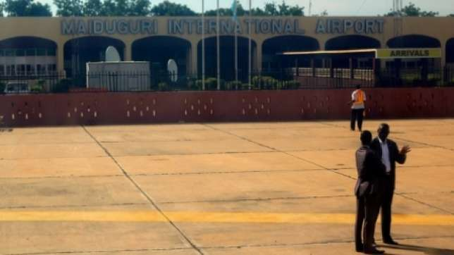 Calm returns to Maiduguri airport after Soldiers' protest