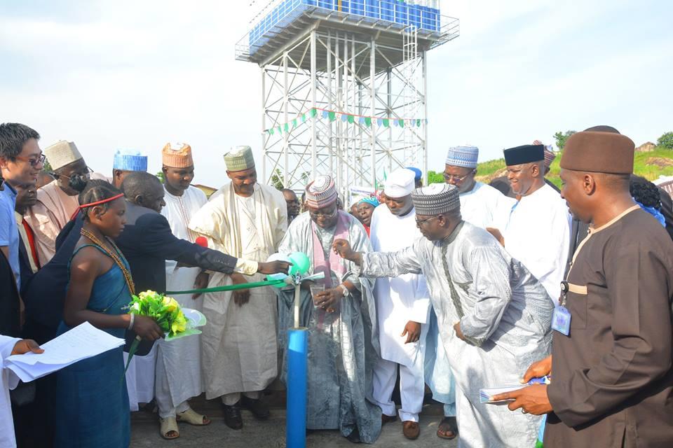 Al-Makura inaugurates multi-million naira project in Wamba