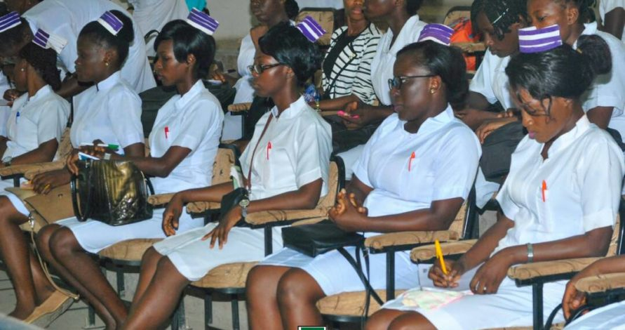 Nigerian nurses tasked on respect for professional ethics