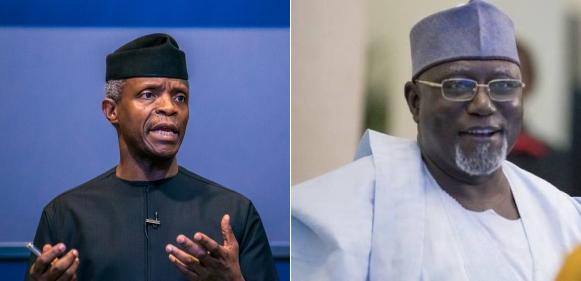 Adamawa PDP applauds Osinbajo for sacking Daura