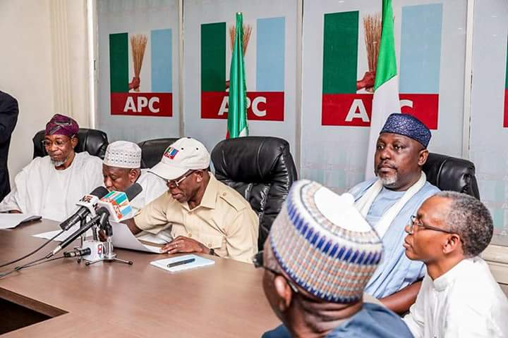 APC postpones governorship primary election to September 29