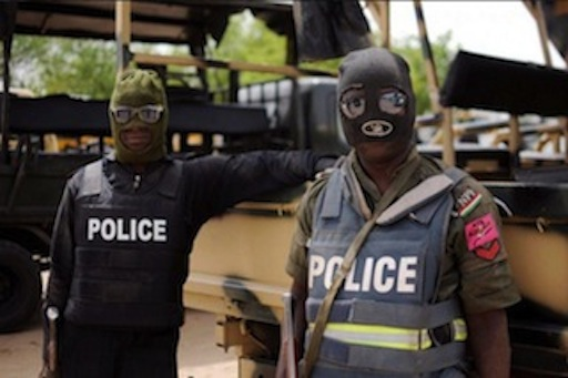 Killer cop arrested in Osun