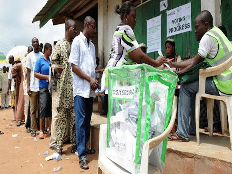Voting ongoing in Rivers Assembly by-election