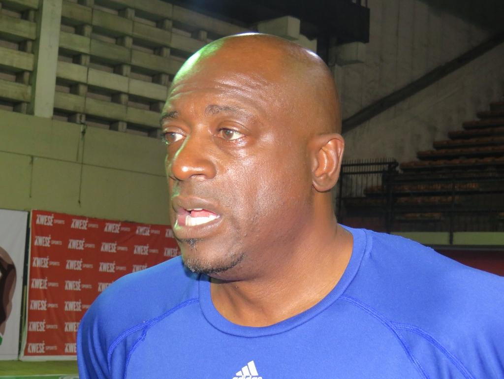 NBBF sacks D'Tigress' head coach, Sam Vincent