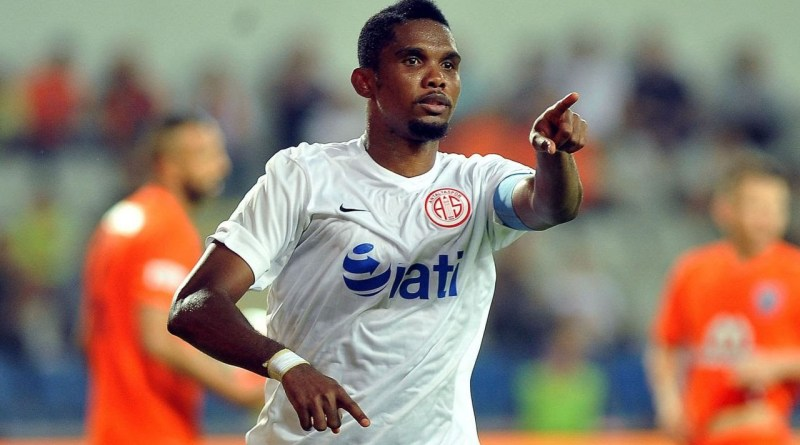 Samuel Eto'o signs for Qatar Sports Club