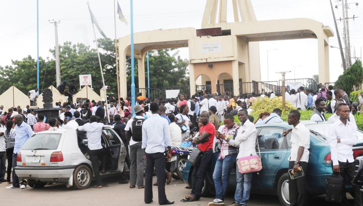 SSANU Commences Nationwide Strike