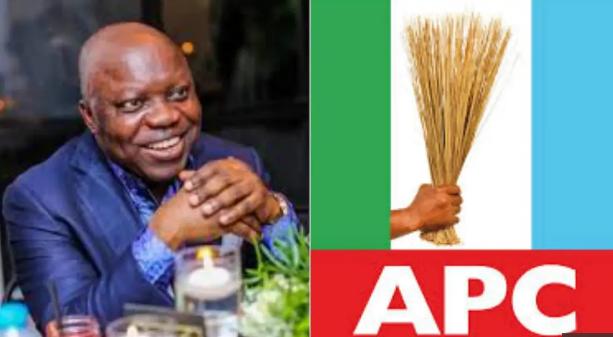Ex-Delta governor, Emmanuel Uduaghan dumps PDP for APC