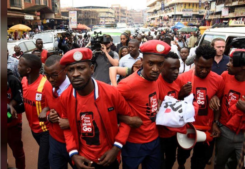 Ugandan lawmaker remanded in custody on treason charges