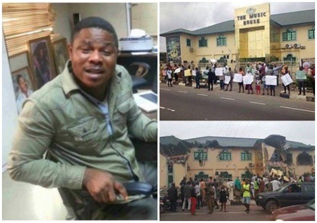 Why Oyo govt demolished Yinka Ayefele's Music House – Akindele