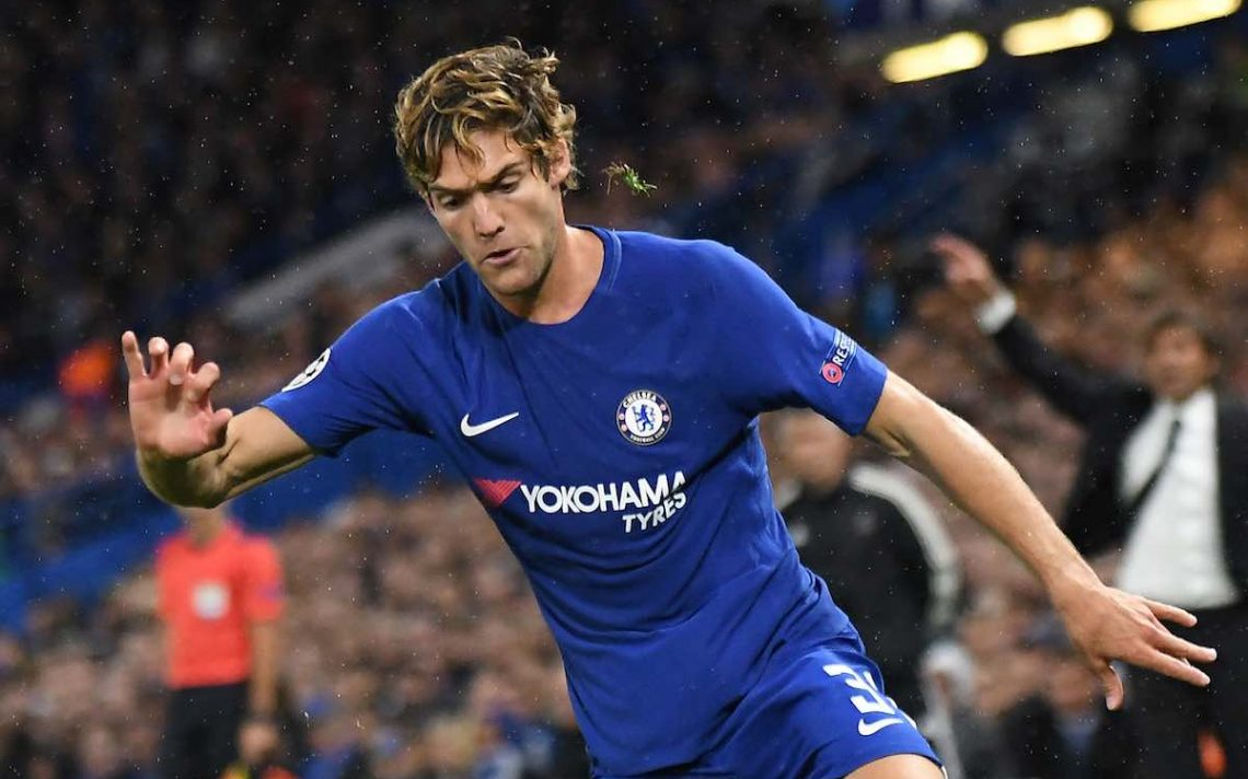 Chelsea not ready to let go of defender, Marcos Alonso
