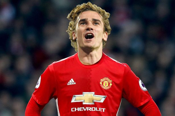 Europa league: French striker, Antoine Griezmann named 2017/18 player