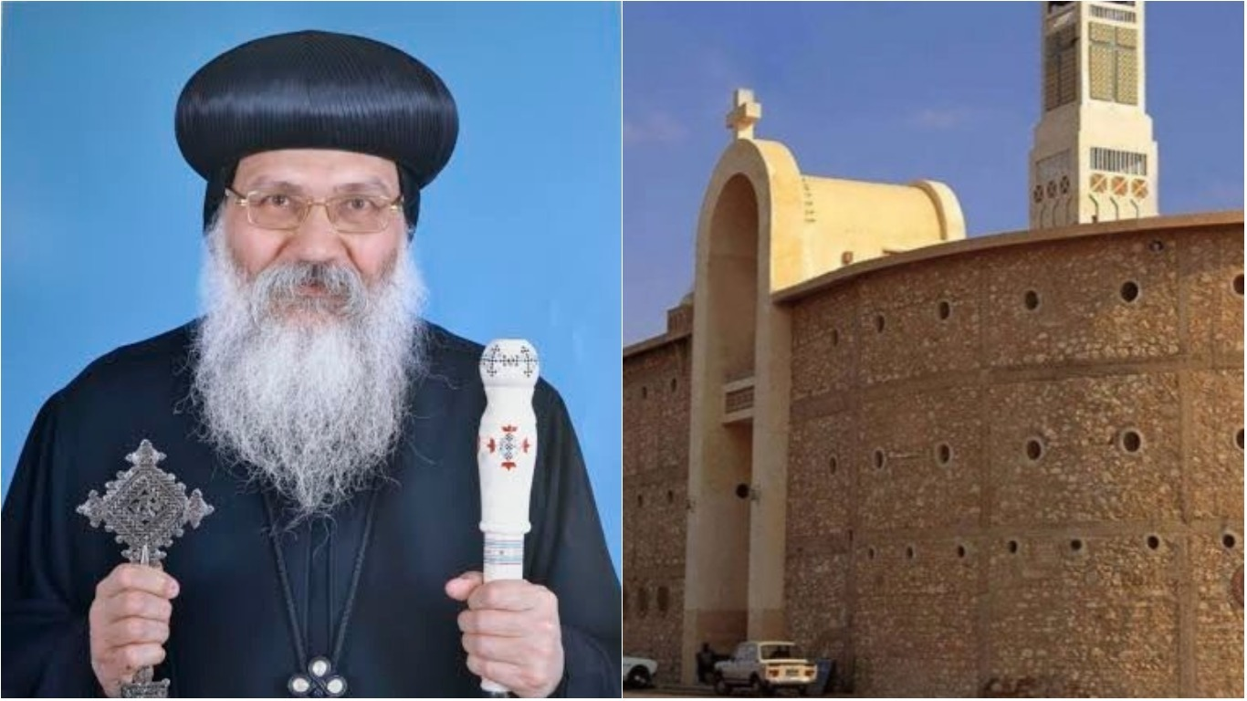 Egyptian monks sent to trial over killing of bishop