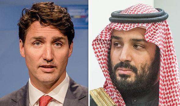 Saudi Arabia expels Canada's Ambassador in Riyadh for urging activists' release