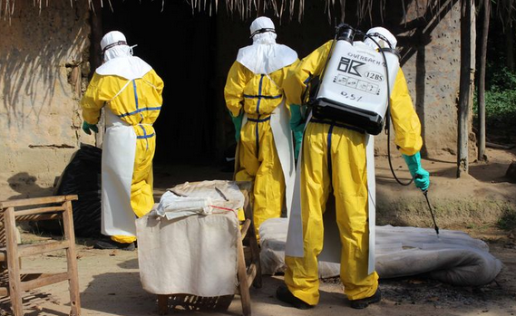 Uganda opens two Ebola treatment units in the border with the DRC