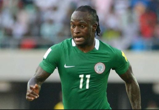 Victor Moses quits Super Eagles, retires from international football
