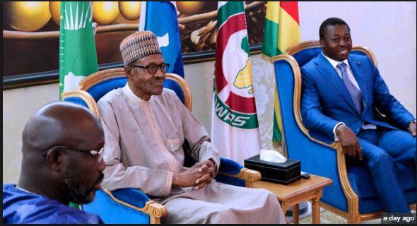 Buhari elected ECOWAS Chairman