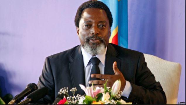 Congo's Kabila not seeking another term in office