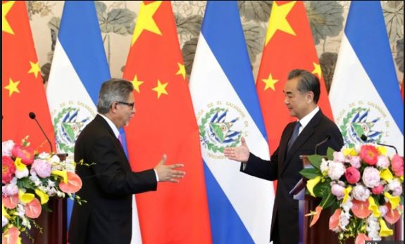 Taiwan says China 'out of control' as it loses El Salvador to Beijing
