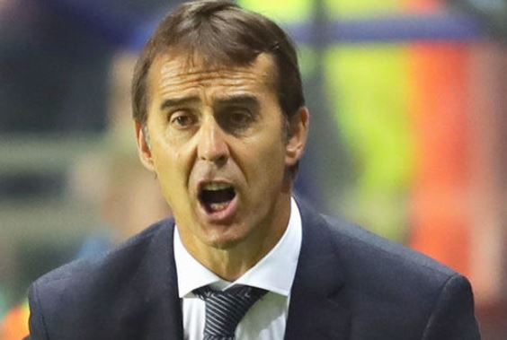 La Liga: Julen Lopetegui celebrates team after 4-1 victory over Girona