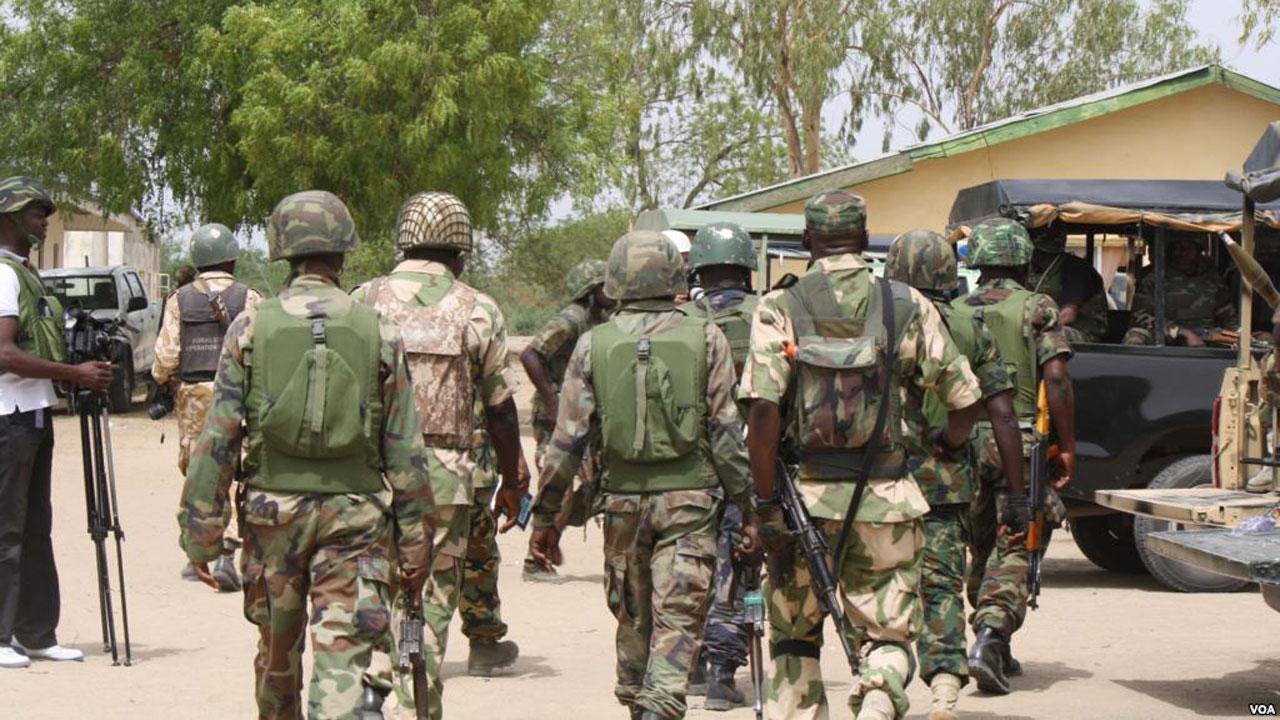 Troops arrest more than 50 bandits in Zamfara
