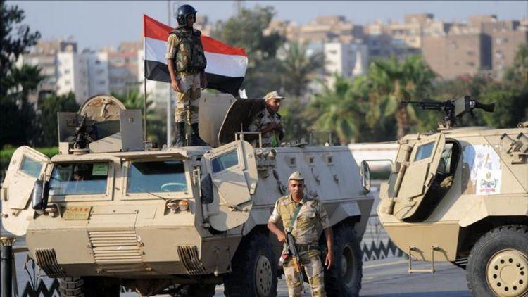 Egyptian forces kills 52 militants in Sinai
