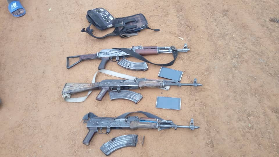 Army neutralizes Boko Haram terrorists, recover weapons