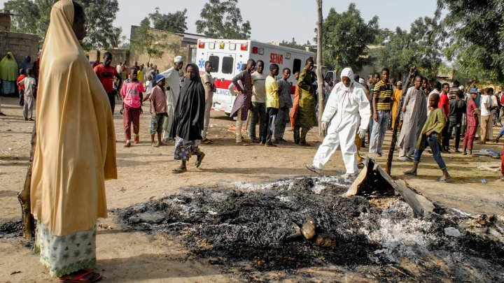 At least 17 killed by Islamists in northeast Nigeria – Survivor