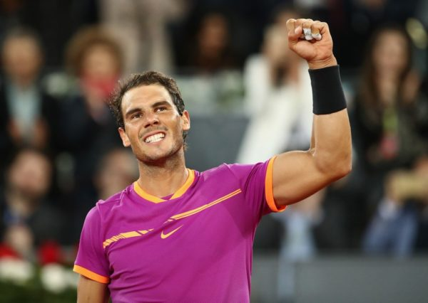 Nadal survives Thiem test to reach semi finals; US OPEN