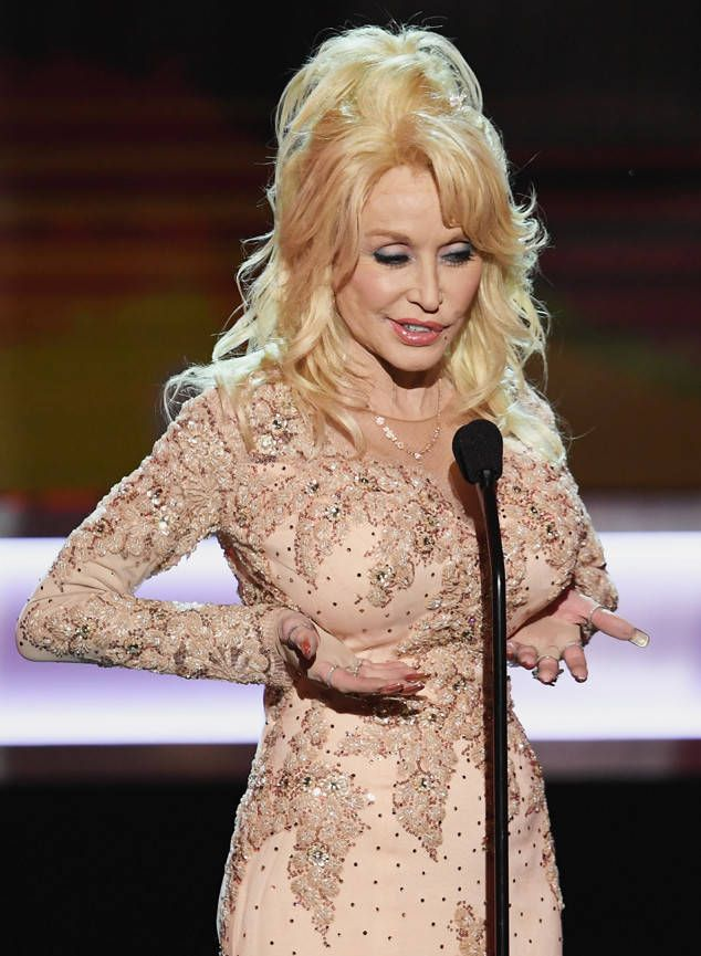 New York Grammy's Awards; Dolly Parton confirmed attendance