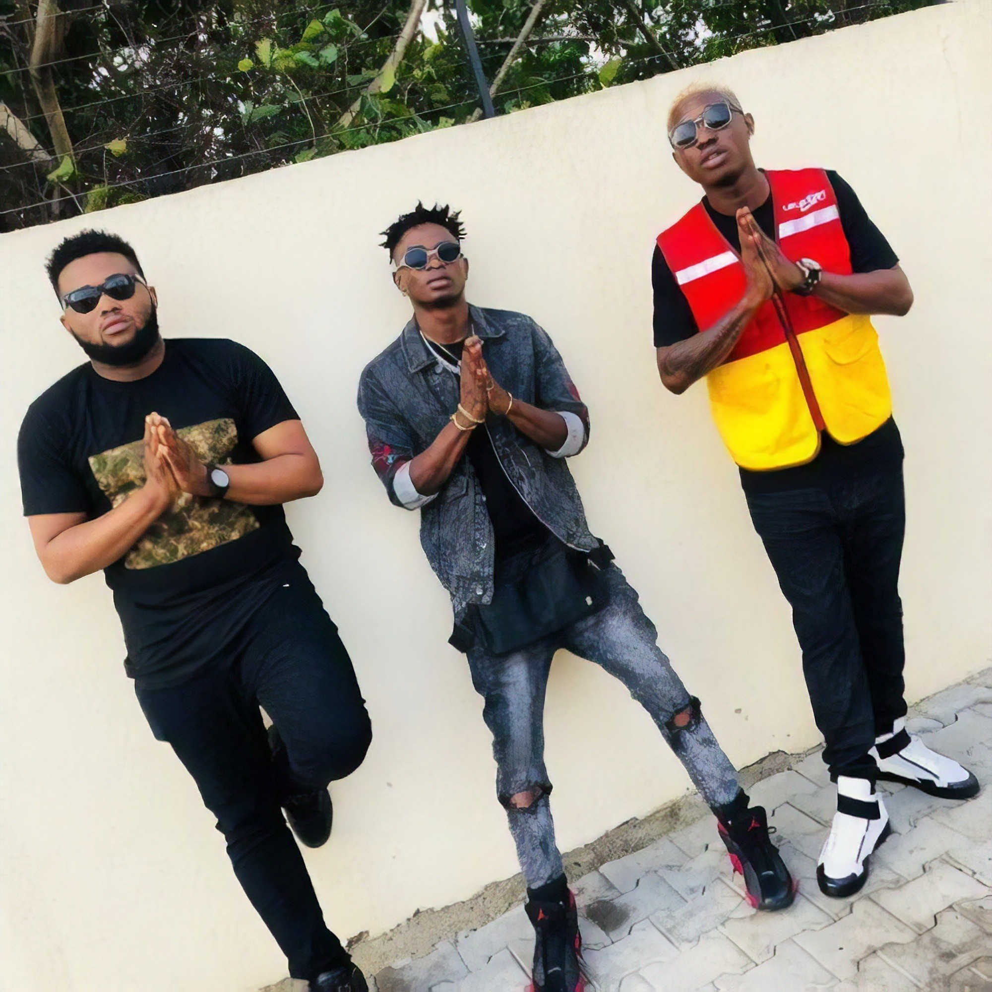 "HIT ""Able God"" has not been released Lil Kesh, Chinko Ekun and Zlatan Ibile recorded"