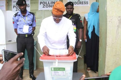 OsunVotes: APC Candidate, Others give INEC pass mark