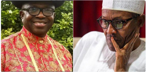 Buhari mourns Delta APC chieftain, Pastor Aginighan, son