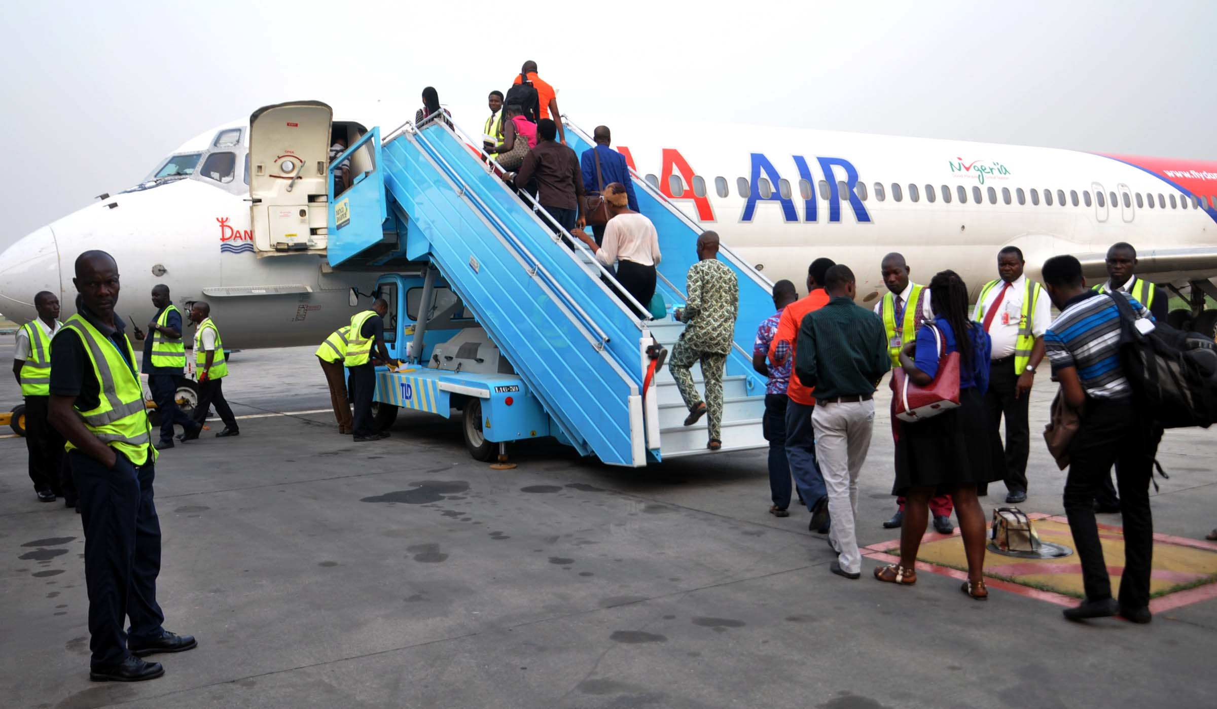 Airline passengers decline by 33.51% – NBS