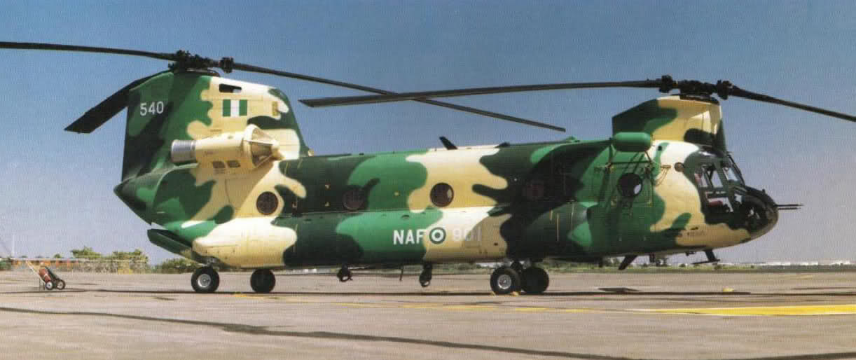 Combating Insurgency: Nigerian Airforce launches new offensive in Borno