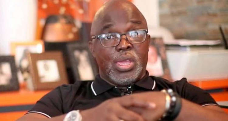 NFF electoral committee chair denies plan to disqualify Pinnick, Maigari