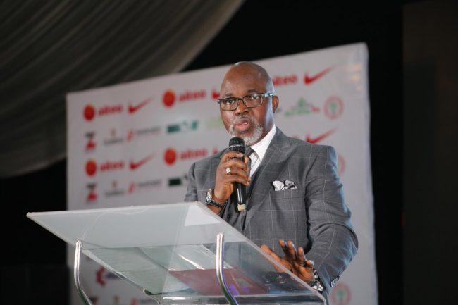 Amaju Pinnicks vows to reform Nigerian football