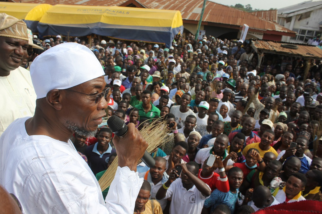 Osun 2018: We are ready to welcome back our old members – APC